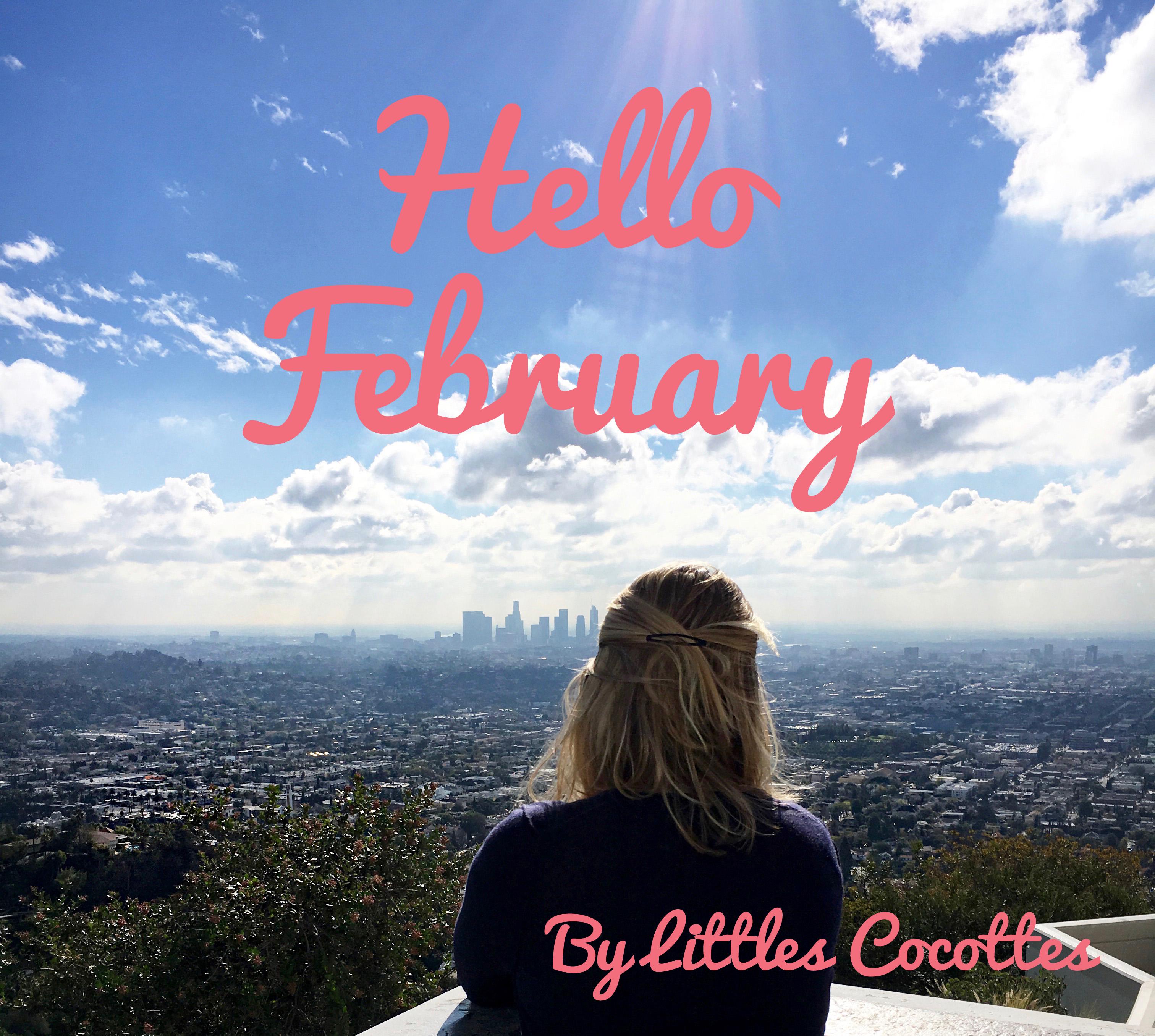 Bonjour Février - Littles Cocottes