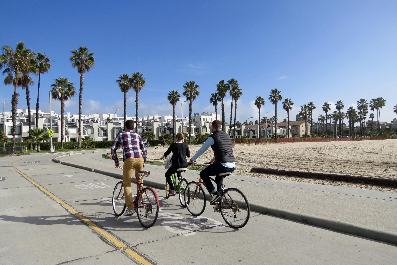 venice beach vélo
